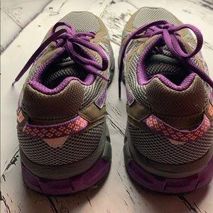 Asics Shoes - ASICS Gel-Sonoma Olive & Purple size 10 - T4F7Q